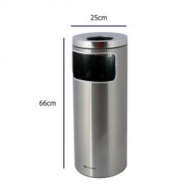 سطل زیر سیگاری  Brasiana BLB-110 (نقره ای)