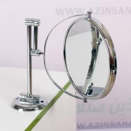 آینه اصلاح دیواری  با زوم ×5 مدل 520
