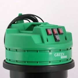 جاروبرقی صنعتی سه موتوره Green D703A