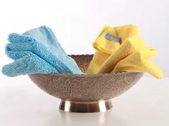 دستمال نظافتی
