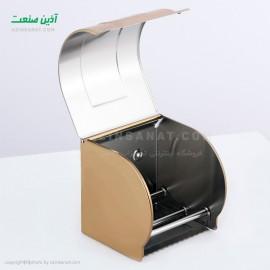 جادستمال رولی توالت DAK8(طلایی رنگ)