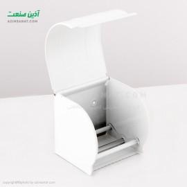 جادستمال رولی توالت DAK (سفید)