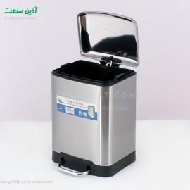سطل زباله 6 لیتری پدالدار MA-6