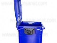 سطل زباله درب دار