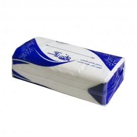 دستمال کاغذی اقتصادی 400 برگ بسته 28 عددی