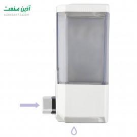صابون ریز دستی رینا مدل Reena 1100 (سفید)