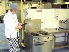 بخار شور آشپزخانه