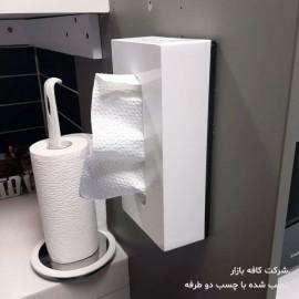 مخزن دستمال کاغذی رومیزی F1