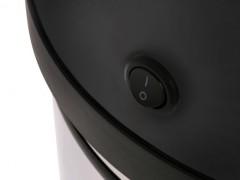 دکمه روشن و خاموش سطل چشمی