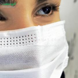 ماسک 3 لایه تمام پرس P-100 بسته 50 عددی