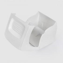 Bentie جادستمال رول کوچک (سفید)