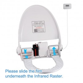 دستگاه کاور توالت فرنگی NAVISANI NS220C - همراه با نمایشگر