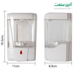 صابون ریز اتوماتیک مدل R60