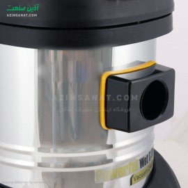 جاروبرقی سطلی تک موتور D201 (موتور اروپایی)