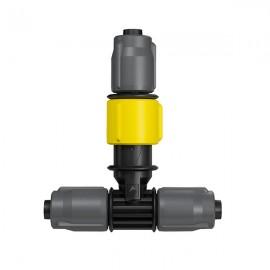 کانکتورTبا قابلیت تنظیم جریان آب