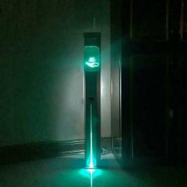 نورپردازی دستگاه ضدعفونی کننده