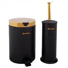 سطل 3 لیتری استیل Brasiana