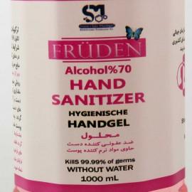 محلول ضد عفونی الکلی Fruden حجم 100 سی سی
