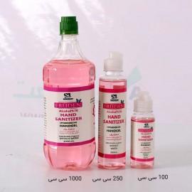 محلول ضد عفونی الکلی Fruden حجم250 سی سی