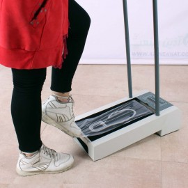 دستگاه کاور کفش چسبی AzinSanat 1200