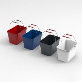 سطل مستطیل 15 لیتری مدل20110