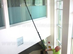 دسته تلسکوپی بلند شیشه شوی