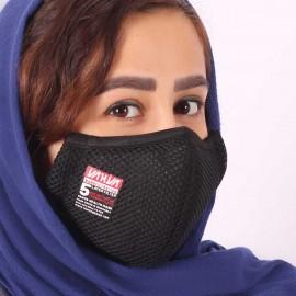 ماسک 5 لایه Y599 به همراه فیلتر اضافه