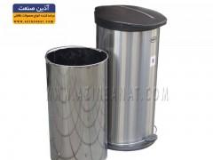 سطل زباله با سطل داخلی