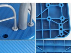 پایه های فلزی ترالی