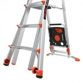 نردبان حرفه ای سلكت استپ مدل 5/8