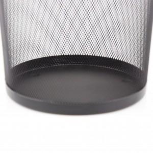 سطل توری فلزی