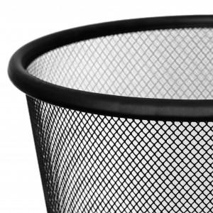 سطل توری آهنی رنگ کوره ای