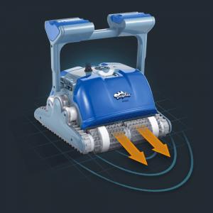 جاروی استخر شوی رباتی Dolphin M400