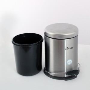 سطل زباله پدالدار 3 لیتری آرام بند CE300