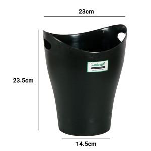 سطل اداری پلاستیکی نشکن M10