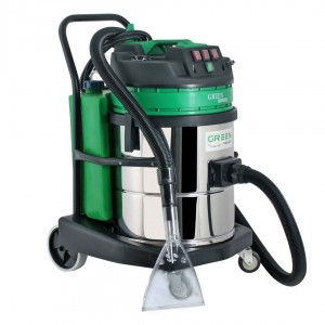 پارویی مکش آب شیشه ای Green (موکت و فرش)