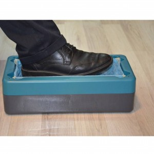 دستگاه کاور کفش مکانیکی MECA