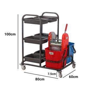 ترالی نظافتی مدل AZINSANAT 1600