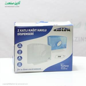 مخزن دستمال پلاستیکی AEHB905