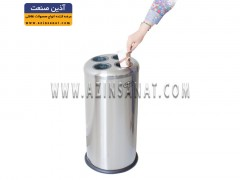 سطل جا لیوانی یکبار مصرف