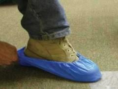 قیمت کاور کفش