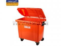 سطل زباله 1100 لیتری