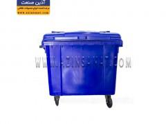 سطل زباله پلی اتیلن