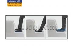 استفاده از دستگاه کاور کفش