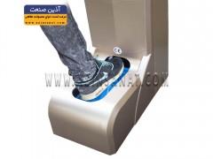 استفاده کاور کفش اتوماتیک