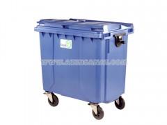 سطل زباله 770 لیتری
