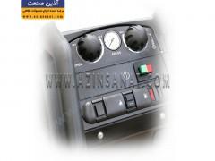 تنظیم میزان فشار آب و گرما دستگاه