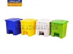 سطل های رنگی