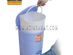 سطل زباله پدال دار