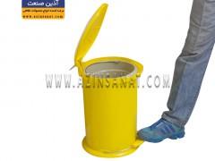 سطل زباله پدال دار 20 لیتری